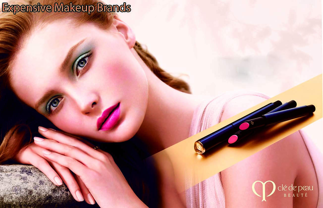 10 Most Expensive Make-Up Brands in the World (must see)